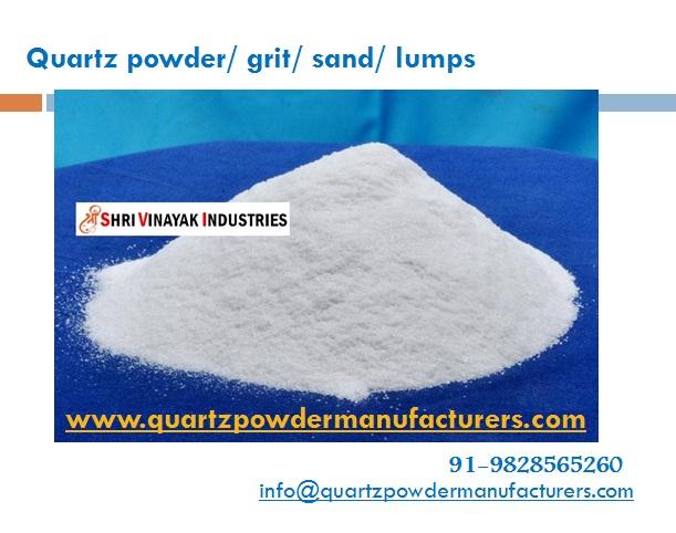 Quartz powder1